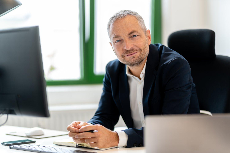 Geschäftsführer und Inhaber: Bernd Schauz